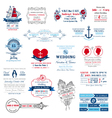 Wedding invitation collection vector | Price: 1 Credit (USD $1)
