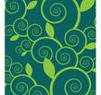 vines wallpaper vector image