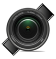 Camera lens vector | Price: 3 Credits (USD $3)