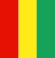 guinea vector image vector image