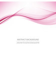 abstract colorful transparent vector image vector image