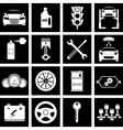 Car repair icons vector | Price: 1 Credit (USD $1)