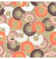 watercolor circles vector image vector image