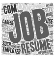 Your Best Job Search Tool May Be Your Computer vector image vector image