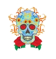 Day of the Dead celebration a festival in Mexico vector image vector image