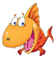 fish smiles vector image vector image