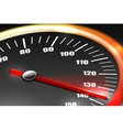Speedometer Background vector image vector image