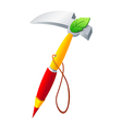 icon hammer vector image vector image