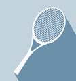 Racket Icon vector image