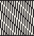 repeating slanted stripes modern texture simple vector image vector image