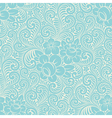 Seamless floral swirly background vector | Price: 1 Credit (USD $1)
