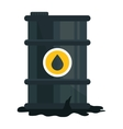 gasoline or oil industry related icons image vector image vector image