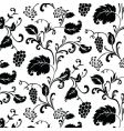 Grape vine pattern