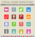 memorial day simply icons vector image