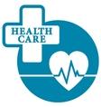 cardiogram symbol vector image