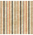 Seamless vintage lines pattern on paper texture vector image