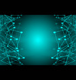 abstract futuristic shape computer generated vector image