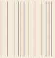 beige light striped background seamless pattern vector image vector image