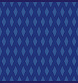 Seamless thai pattern blue and white modern shape