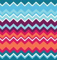 Tribal aztec zigzag seamless pattern vector image vector image