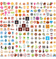 biggest collection of logo design food and vector image