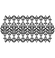 Antique ottoman turkish design ten vector image vector image