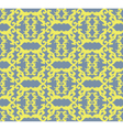 Vintage Acanthus leaves pattern vector image