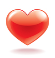 object heart vector image vector image