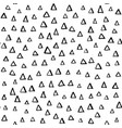 seamless ink pattern vector image
