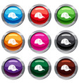 cap set 9 collection vector image vector image