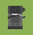 Coffee Espresso Machine vector image vector image
