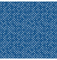 blue geometric background patterns vector image