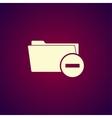 Add Folder icon Eps 10 vector image vector image