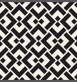 geometric ornament with striped rhombuses vector image vector image