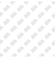 Pencil with ruler pattern seamless vector image vector image