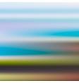 Blurred landscape vector image vector image