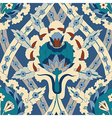 Traditional Arabic ornament seamless pattern for vector image vector image