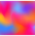 abstract creative concept multicolored blurred vector image vector image