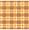 Modern orange plaid pattern vector | Price: 1 Credit (USD $1)
