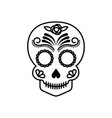 tattoo drawings design vector image vector image