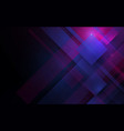 abstract lines technology hi-tech background vector image vector image