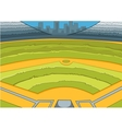 Baseball stadium vector | Price: 1 Credit (USD $1)