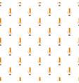 cigarette butt pattern vector image vector image