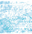 blue watercolor texture background for design vector image vector image
