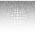 Abstract Gray Technology Background for your desig vector image vector image