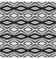 Seamless pattern in art deco style vector image