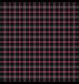 valentine day tartan plaid pattern scottish cage vector image vector image
