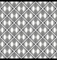 seamless grey geometrical shapes pattern vector image