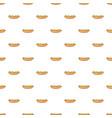 hotdog pattern vector image