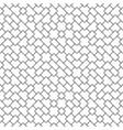 seamless geometry truchet pattern vector image vector image